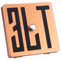 3LT Air Hed 1 BR Plate Copper