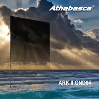 Athabasca ARK 2 100mm Graduated Neutral Density Filter GND64 (1.8) 6 stops