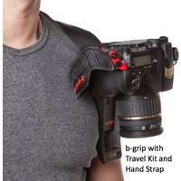 B-Grip Travel Kit mount for Backpack Strap BGrip Digital Camera Belt Grip Holder