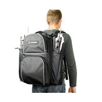 Photo & Video LED & Flash Lighting Transport Backpack Carry Bag