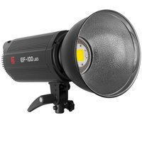 Monobloc style 1000W  LED Light Continuous Video & Photo 5600K  Bowens reflector mount 2.4GHz receiver built in.