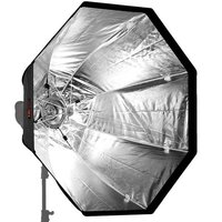 Jinbei 150cm Quick Fold Octagonal Umbrella Soft Box Bowens S Mount