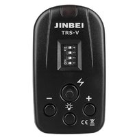 JINBEI TRS-V Wireless 2.4GHz Transmitter