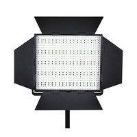 LEDGO 900 LED Continuous 5600K Studio Video Panel with Barn doors