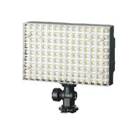 LEDGO 150 LED On Camera LED Panel For Video & Photography inc Battery and Charger
