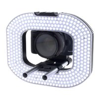 LEDGO 332 LED Macro Photography & Video Ring Light inc Batteries and Charger