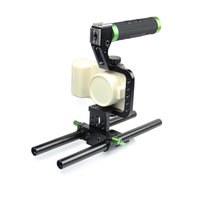 Lanparte Blackmagic Pocket Cinema Camera  Video Accessory Rig Cage