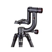 NEST Carbon Fibre Gimbal Mk II Head 25kg Capacity with Quick Release Plate Carry Bag