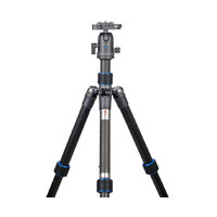 DSLR Digital Camera Carbon Fiber Leg Travel Tripod NEST NT-6294CK