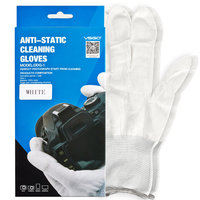VSGO Anti-Static Gloves for DSLR Camera Cleaning