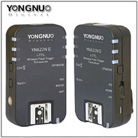 Yongnuo YN622 II Wireless Nikon iTTL flash tranceiver pair