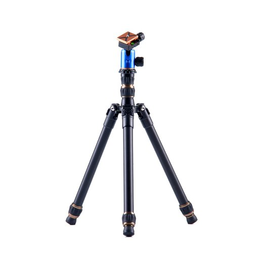 3LT 3 Legged Thing Tim Evolution 2 Magnesium Alloy Compact Tripod with Blue Ballhead
