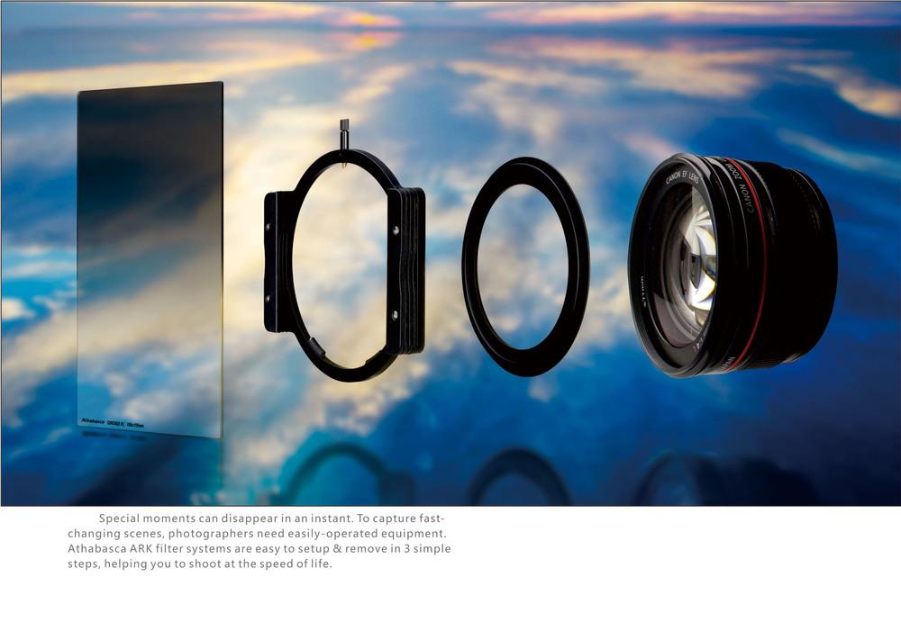 Athabasca ARK Frame 100 x 150mm