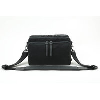 Artisan & Artist ACAM-1100 Canvas Camera Bag Black