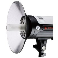 Jinbei 120 Degree Wide-Angle Reflector with Bowens S Type Mount