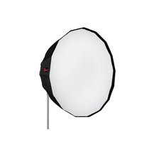 120cm Deep Umbrella Softbox with Umbrella Quick fold