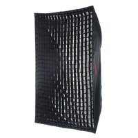 SUPERSEDED Jinbei EM 80x120 Soft Box with Grid Bowens S type