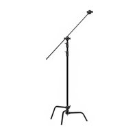 "Kupo 40"" Black Master C-Stand Kit with Sliding Leg"