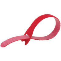 KUPO MEZ-TIE 2cm x 20cm - Red (50pcs per pack)