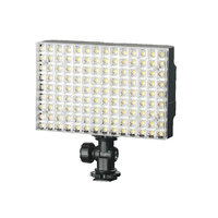 LEDGO 126 LED On Camera LED Panel For Video & Photography inc Battery and Charger