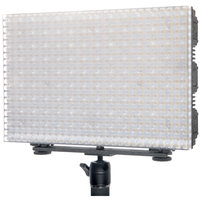 LEDGO 560 II 2nd Gen LED 5600K daylight panel with battery charger and bag