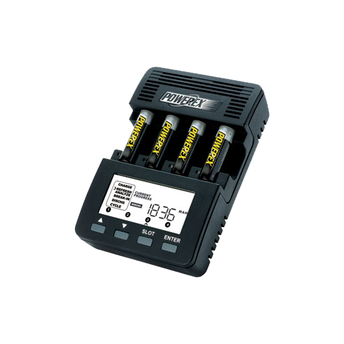 Maha Powerex MH-C9000 WizardOne AA/AAA Battery Charger Analyzer