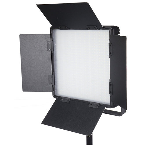 LEDGO 600 Value Series Bi-colour LED Panel with V-Lock and Wifi Control
