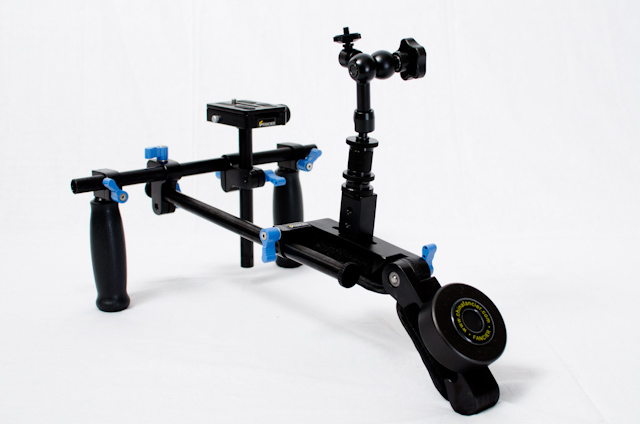 Fancier FTV-50 DSLR shoulder rig